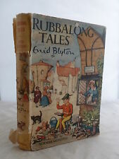 Rubbalong Tales by Enid Blyton HB DJ 1954 - Illustrated Norman Meredith