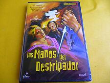 LAS MANOS DEL DESTRIPADOR / Hands of the Ripper - Hammer - Precintada