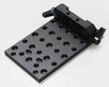 DSLR 15mm Rod Clamp Tripod Mount Accessory Cheese Plate Rail Block For 5D2