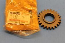 NOS YAMAHA YFZ350 RZ350 RZ500 KICK GEAR 22T PART# 4L0-15641-00-00