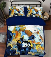 3D Graffiti 45 Bed Pillowcases Quilt Duvet Cover Set Single Queen King Au Carly