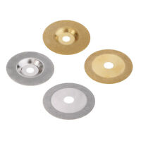"""100mm 4"""" Diamond Coated Grinding Cup Wheel Disc Carbide Grinder Rotary Tool"""