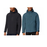 NEW!! 32 Degrees Heat Men's Seam Sealed 2-Way Stretch Waterproof Winter Jackets