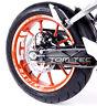 Aufkleber Felgenaufkleber KTM Duke RC 125 200 250 390 Felgenrandaufkleber Vers.1