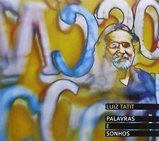 Luiz Tatit - Palavras E Sonhos [New CD] Brazil - Import