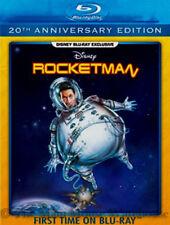 Disney NASA Man Mission to Mars Sci-Fi Space Comedy Rocketman Rocket Man Blu-ray