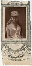 Lemercier, Paris, actrice, Comédie-Française, Marie Martin Vintage Print, vintag