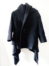 Comme des Garcons AW 2009 Wonderland Wool Blanket Jacket Blazer S