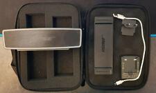Enceinte Bose soundlink mini 2 avec étui de protection en bon état