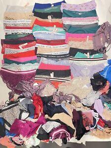 Wholesale Lot of 100 VICTORIA'S SECRET PANTIES