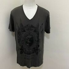GUESS MEN'S COTTON EMBELLISHED GRAPHIC T-SHIRT SIZE XL Z13-33