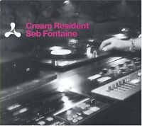 Cream -  Seb Fontaine Resident (2 X CD ' Various Artists)