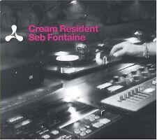 Cream - Seb Fontaine Resident (2 X CD ' Artistes Divers)