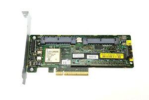 HP Smart Array P400 SCSI PCIe 512Mb Vertical Internal SAS Controller Rail Card
