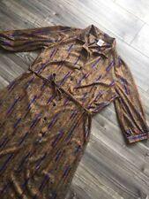 Autumn Polyester Dresses Collar
