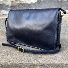 "KOSCHI Handbags Vintage ""Elegant"" Leather Crossbody Handbag Shoulder Bag Purse!"