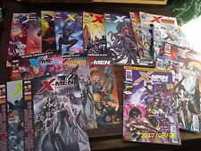 Lot X-Men universe V2 V3 Marvel France