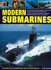 Modern Submarines - John Parker New Book (Paperback)