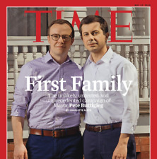 Time Magazine May 2019 FIRST FAMILY MAYOR PETE BUTTIGIEG CAMPAIGN FOR PRESIDENT