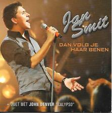 JAN SMIT - Dan volg je haar benen CD SINGLE 2TR Enh Dutch Cardsleeve 2007