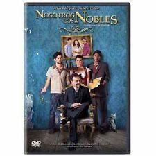 Nosotros Los Nobles DVD NEW Con Gonzalo Vega y Luis Gerardo BRAND NEW
