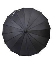Black Windproof Umbrella (UC03-Black)
