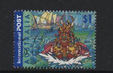 Australie poste international 2001 SG2119 fine used stamp