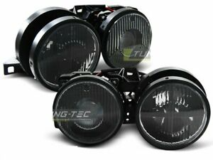 Headlights for BMW E30 82-94 Black WorldWide FreeShip US LPBMA7 XINO US