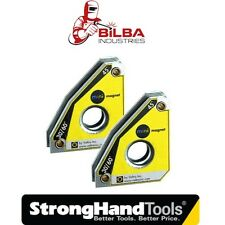 Strong Hand Tools Magnet Squares Mini - 6 Pack