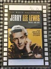 Jerry Lee Lewis, Inside and Out ( DVD - Brand New & Sealed)