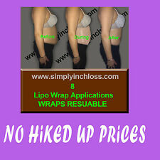 weight watcher lipo application's 2 body wraps it works for  slim inch loss kit