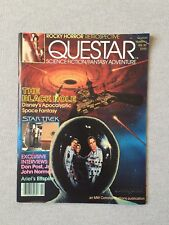 QUESTAR MAGAZINE NUMBER 6 FEBRUARY 1980 ISSUE