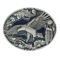 American Western Belt Buckle Eagle Men's Accessories For Jeans Belt Buckle