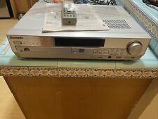 PANASONIC SA-HT75 Home Theater AM/FM Receiver 5-Disc DVD/CD Player W Remote