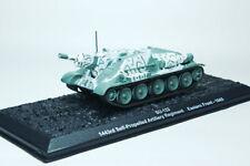 Scale model tank 1:72 SU-122 Eastern Front 1945