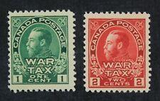 Ckstamps: Canada Stamps Collection Scott#Mr1 Mr2 Mint Nh Og