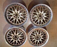 JDM 17X7 RAYS VOLK FORGED RACING WHEELS GT-U GENUINE 2 PIECE 4X100 4X114.3 RARE