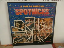 "the spotnicks""le tour du monde""coffret de 4 x lp12""or.france.president:901."