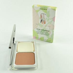 Clinique Acne Solution Powder Makeup Vanilla #14 - Size 0.35 Oz / 10 g New