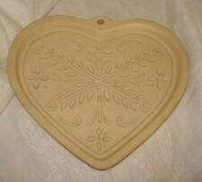 2000 PAMPERED CHEF Heart Shaped Cookie Mold ANNIVERSARY HEART