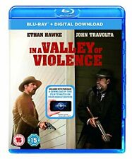 In a Valley of Violence (Blu-ray + Digital Download) [2017] [DVD][Region 2]