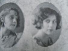 F.T Nicholls Vocational School New Orleans, Louisiana  1929 Yearbook * All Girls