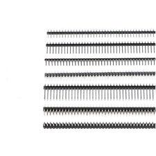 2.54mm 40 Pines PCB Pin Cabezal Macho doble/Single/Lacio/ángulo/SMT Conector