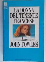 La donna del tenente franceseFowles johnMondadorioscar bestsellersromanzo 86