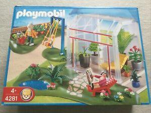 """Playmobil 4281 Wintergarten mit Sonnenterrasse (Zubehör zu 4279 """"Wohnhaus"""")"""