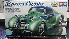 Tamiya 1/32 mini 4WD Baron Viento FM-A Chassis Battery Car Kit #18709