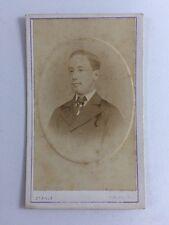 Victorian Carte De Visite CDV Photo: Gentleman: Stanley: Coventry