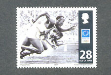 Isle of Man-Jesse Owens (2004)mnh single-Olympic Games