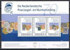 Nederland  2012 2751 vel - blok 60 jaar NPV  compleet vel - postfris