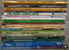 Lot of 23 Landscaping Decks Books Patio Projects Outdoor Construction by